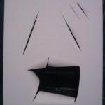 バカの壁画(マケット)