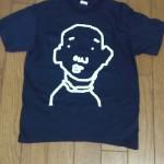 ちびがっつ チビガッツ CHIBIGUTS Tシャツ 紺