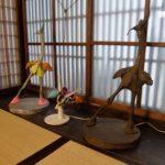 川島さん彫刻